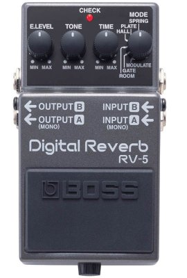 Boss RV-5 Reverb