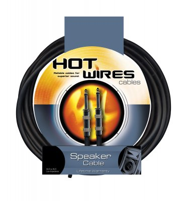 Hot Wires Speaker Cable