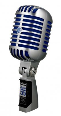Shure Super 55 Microphone