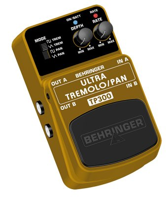 Behringer TP300 Pedal