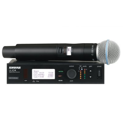 Shure ULXD24/B58 Beta 58A