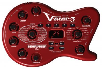 Behringer V-Amp 3 Effects