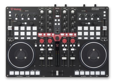 Vestax VCI400 DJ Control