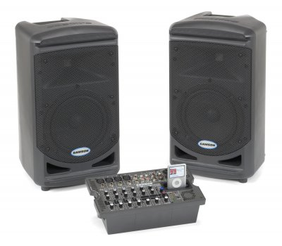 Samson XP308i PA System