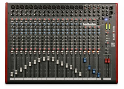 Allen and Heath ZED24 USB