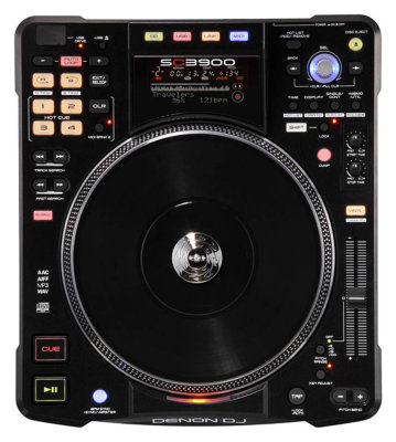 Denon SC3900 DJ Player