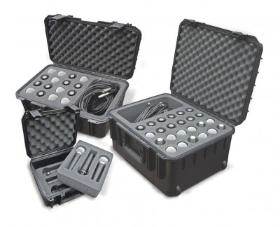 SKB Waterproof Mic Case