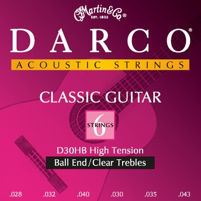 Darco Classical Strings