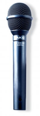 AKG C535EB Premium Mic