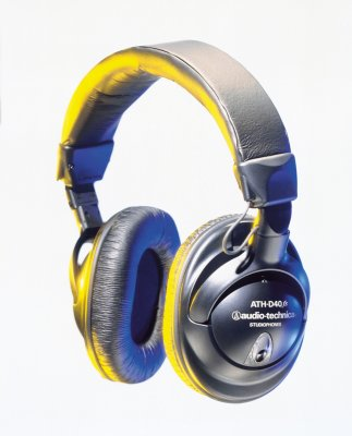 Audio-Technica ATH-D40fs