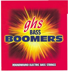 GHS Bass Boomers Strings