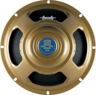 G10 Gold Guitar Speaker