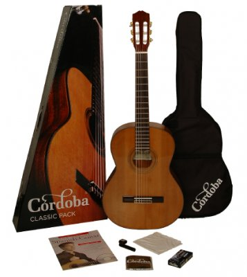 Cordoba CP110 Guitar Pack