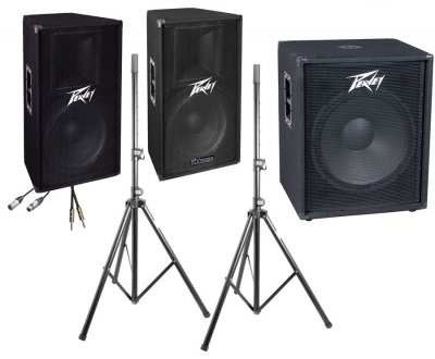 Peavey PV Full Range PA