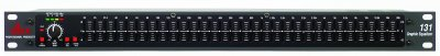 dbx 131 Single 31-Band EQ