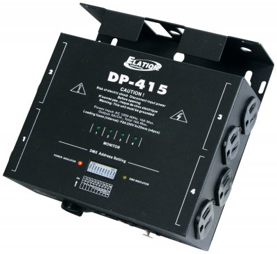 American DJ DP415 Dimmer