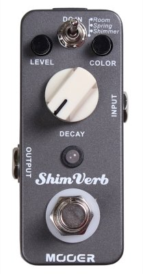 Mooer ShimVerb Pedal