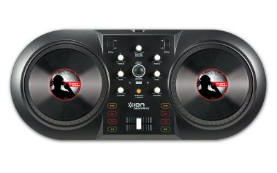 Ion Audio iCUE3 DJ System