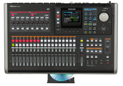 Tascam DP24 Portastudio