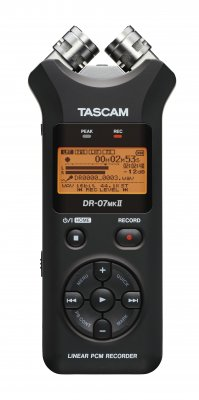 Tascam DR-07mkII Recorder