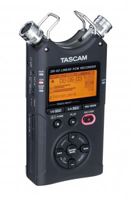 Tascam DR-40 Recorder