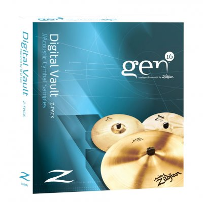 Zildjian Gen16 Z-Pack V1
