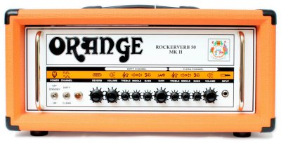 Orange Rockerverb 50 MKII