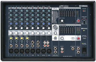 Yamaha EMX312SC Mixer