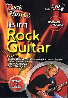 Beginner Rock Guitar