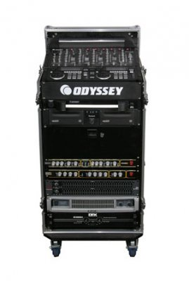 Odyssey Rack with Casters