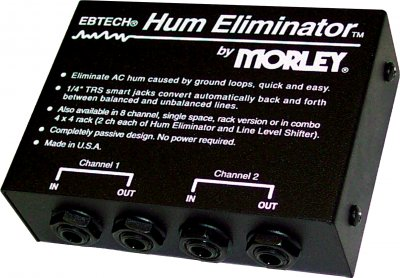 Ebtech HE2 Hum Eliminator