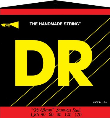 DR MLR45 Bass Strings