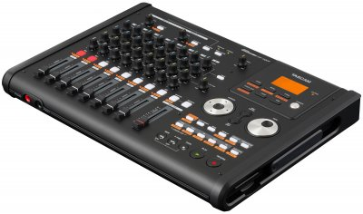 Tascam DP02CF Recorder