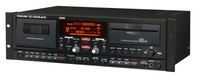 Tascam CC-222SLmkII
