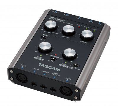 Tascam US144 MK2 Audio