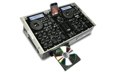 Numark iCDMIX3 System