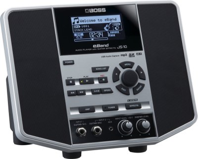 Boss JS 10 eBand Player