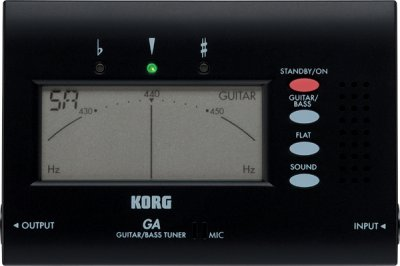 Korg GA40 Guitar Tuner