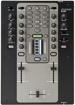 Stanton M207 2-Channel DJ