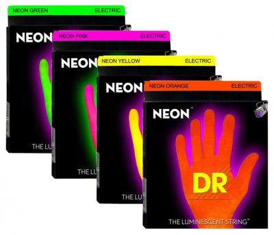 DR Neon HiDef Guitar