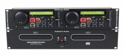 American DJ DCDPRO310 MK2