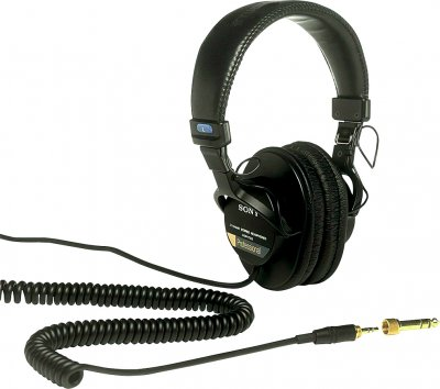 Sony MDR-7506 Headphones