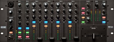 Rane MP25 Rack Club Mixer
