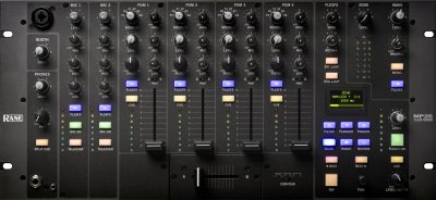 Rane MP26 USB DJ Mixer