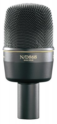 Electro-Voice N/D868 Mic