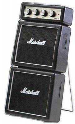 Marshall MS4 Not-So-Mini