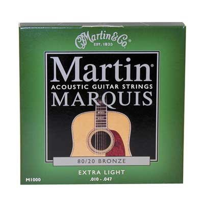 Martin 80/20 Strings