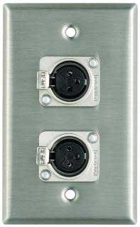 Pro Co WP1013 Wall Plate