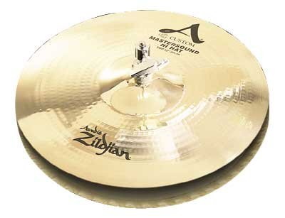 Zildjian Mastersound Hats