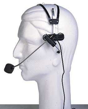 Shure SH12A Headworn Mic